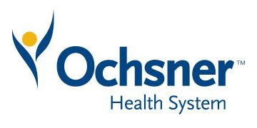 Logo for Ochsner Health System
