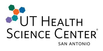 Logo for UT HEALTH SCIENCE CENTER